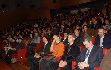 Buber08 auditorio