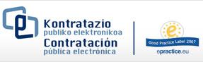 Contratación Pública Electrónica del Gobierno Vasco, buena práctica europea