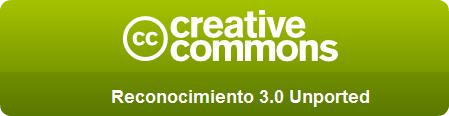 licencia creative commons 3.0 attribution unported