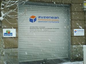 Zuzenean abre sus puertas a la ciudadan a alavesa for Oficina zuzenean bilbao