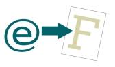 Logo de la factura electrónica