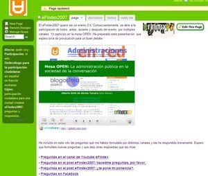 eFindex2007 wiki