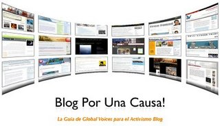 Global Voices Blogs por una causa