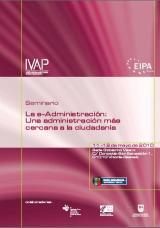 Jornada sobre e-Administración - EIPA e IVAP