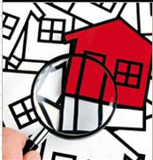 Logotipo de las jornadas sobre transparencia en las políticas de vivienda