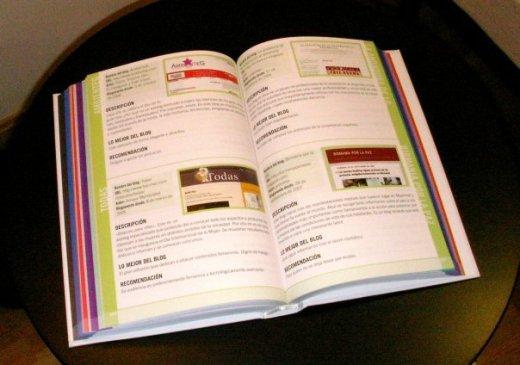 La gran guía de los blogs 2008: páginas interiores.