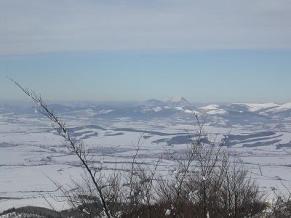 Llanada alavesa nevada