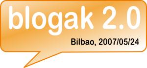 Logo blogak 2.0