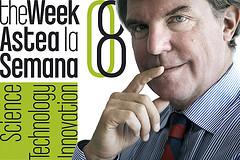 Nicholas Negroponte Semana Ciencia Tecnologia e Innovación