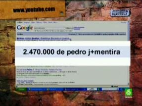 Pedro J mentiras
