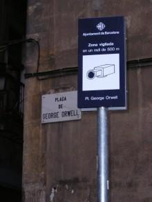 Plaza de Orwell