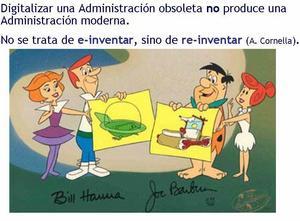 reinventar la administración