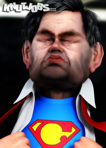 super Gordon Brown