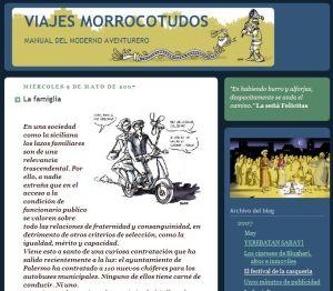 viajes morrocotudos - la famiglia