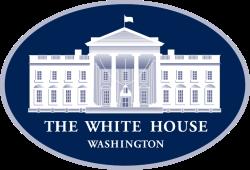 Logo de la casa blanca white house