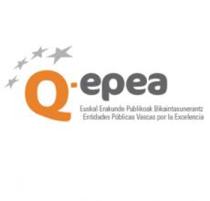 Grupo Q-epea de entidades públicas del País Vasco (administración y empresas públicas) comprometidas con la búsqueda de la Excelencia en la gestión