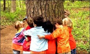 Cuando acabéis de abrazar ese árbol, corred a abrazar a un funcionario.